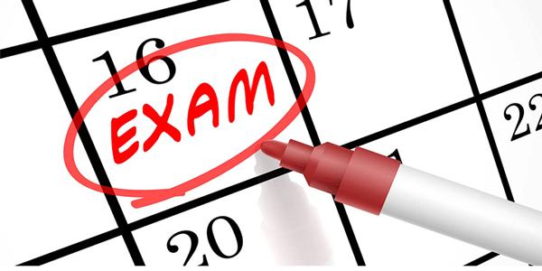 Exam Calendar